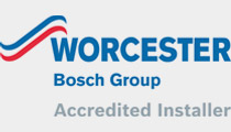 Accredited Installer for Worcester Bosch