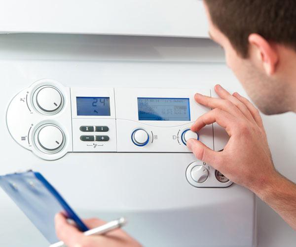 Boiler Pressure Checks